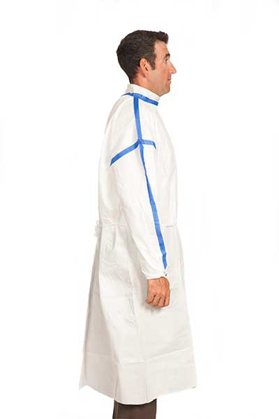 Sterile Lab Gowns for Hazardous Drug Compounding